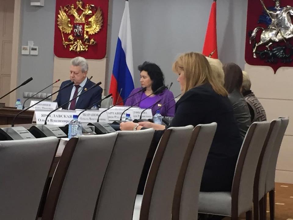 На профильной комиссии Мосгордумы рассмотрели социальную составляющую бюджета Москвы на 2019 год