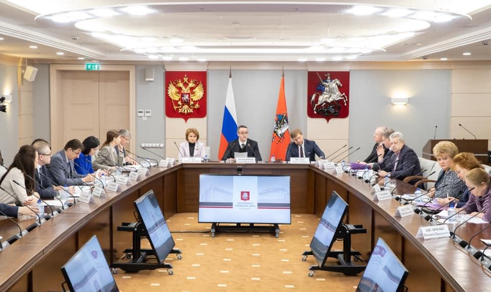 Москва объединит науку, образование и промышленность в инновационном кластере