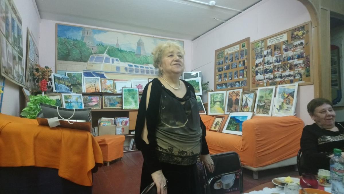 Михаил Антонцев поздравил юбиляра с 80-летием!